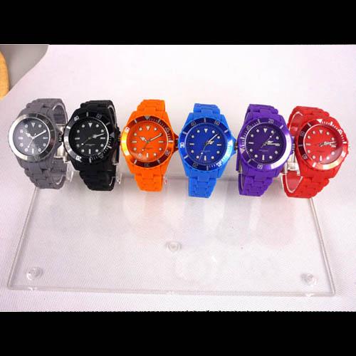 montre couleur silicone MONTSIL2 pic8