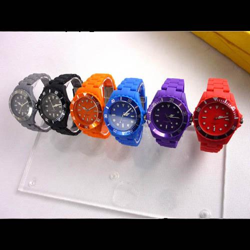 montre couleur silicone MONTSIL2 pic9