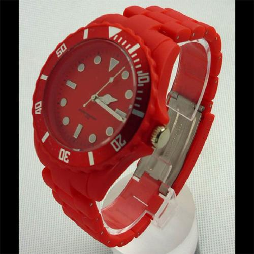 montre couleur silicone MONTSIL2