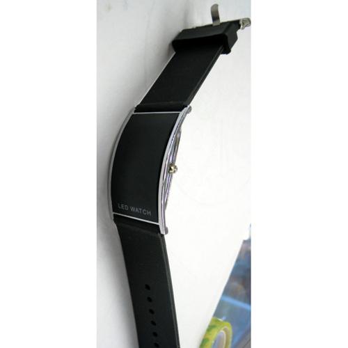 montre digitale bracelet silicone pic6