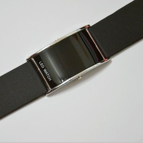 montre digitale bracelet silicone pic9