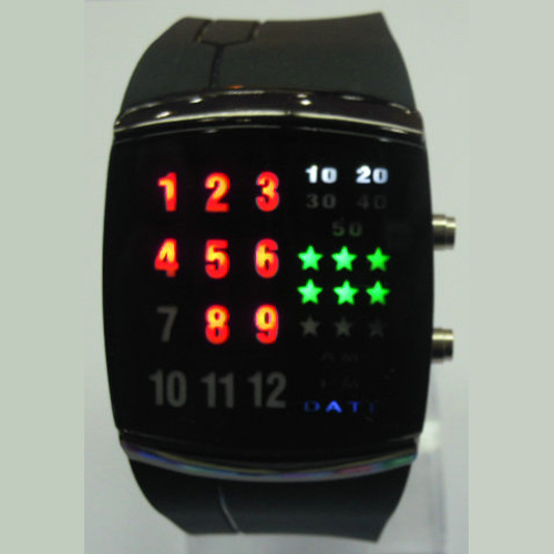 montre led fantaisie G1072 pic2