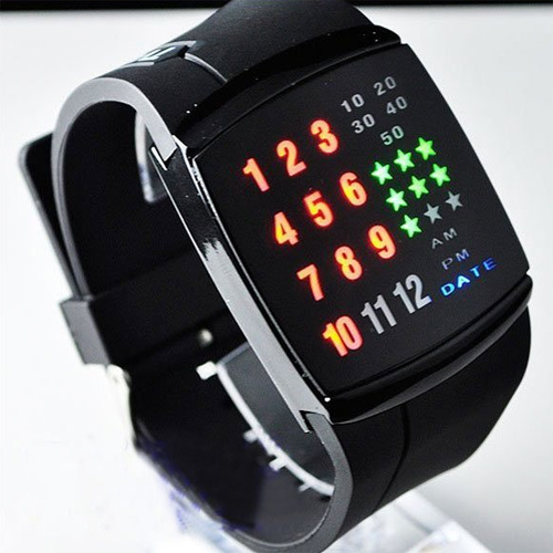 montre led fantaisie G1072 pic3