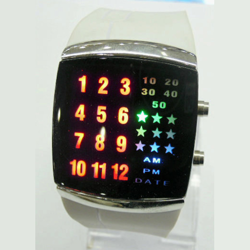 montre led fantaisie G1072