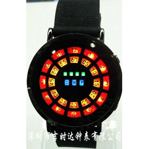 montre led fantaisie G1101