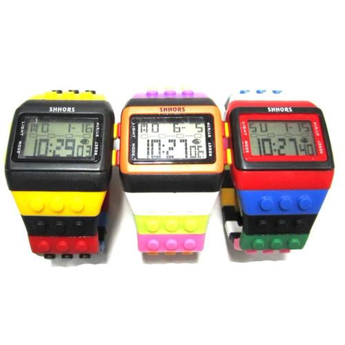 montre multicolore lego pic4