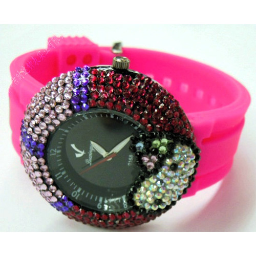 montre strass diamant WS1134