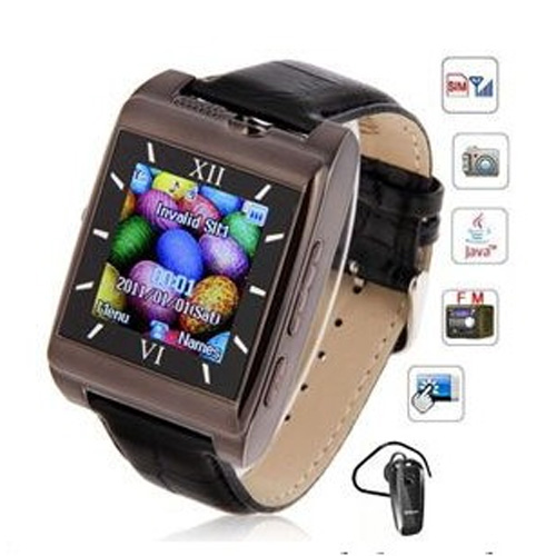 montre telephone Genesis V5
