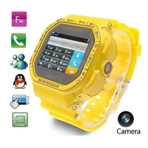 montre telephone HSWP930