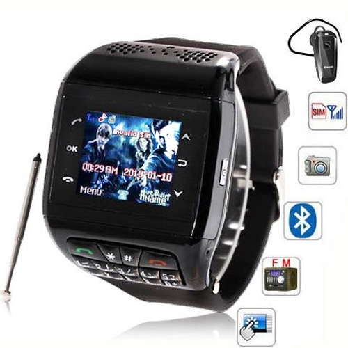 montre telephone Q6