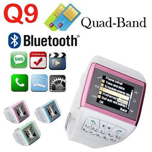 montre telephone Q9