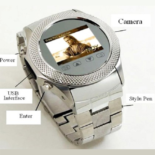 montre telephone W960 pic2