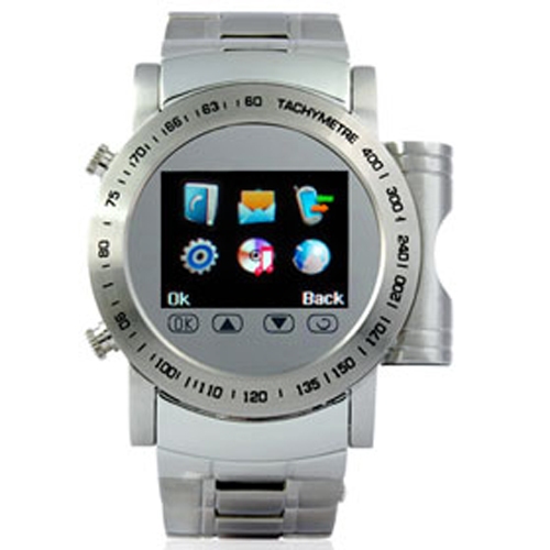 montre telephone W980 pic4