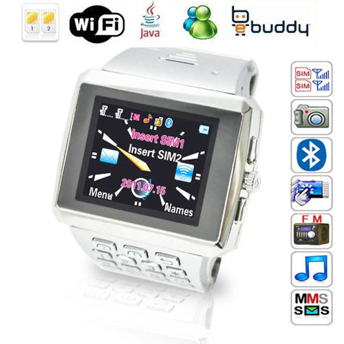 montre telephone X8