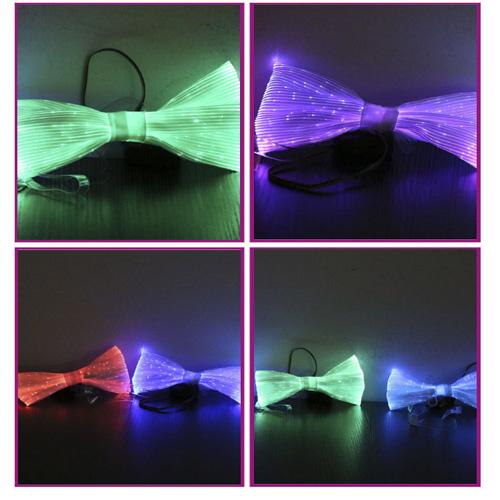 noeud papillon lumineux VETLUMYQ47 pic2