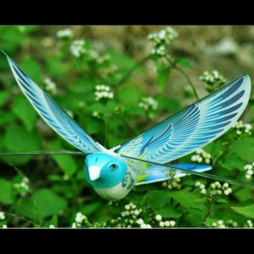 oiseau volant radiocommande 219277 pic2