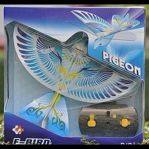 oiseau volant radiocommande 219277 pic6