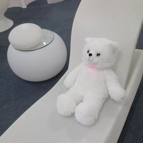 ours en peluche lumineux 80cm pic8