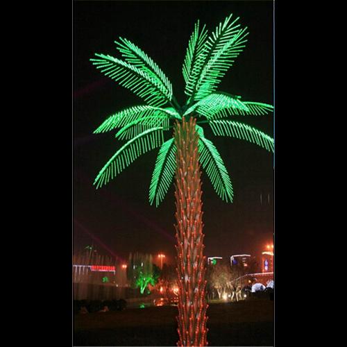 palmier lumineux led TREEGNPM805