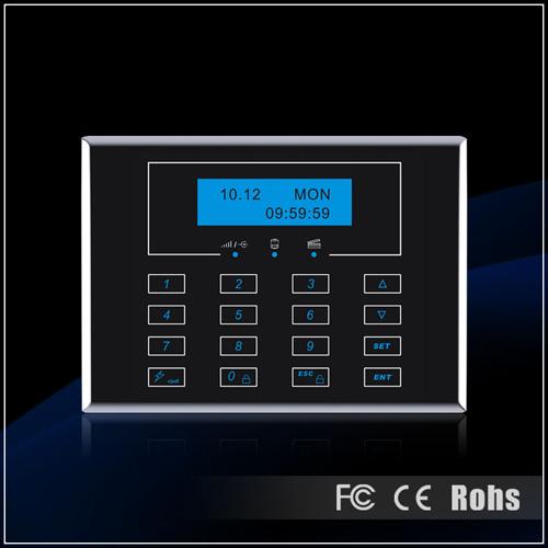 panneau controle sans fil pour alarmes