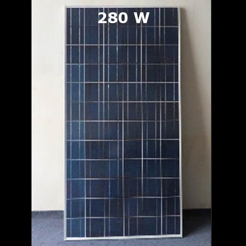 panneau solaire polycristallin 280W