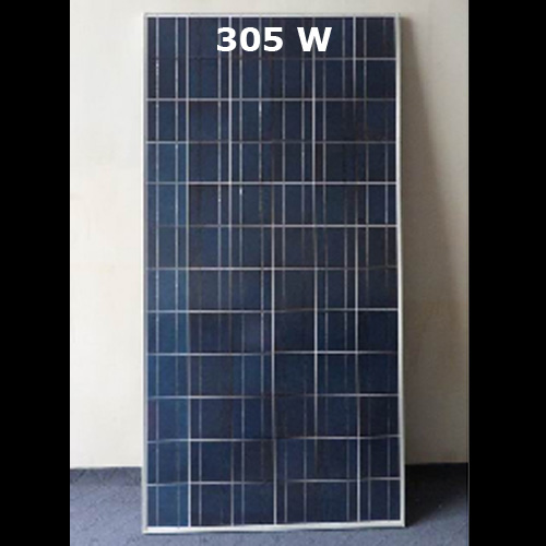 panneau solaire polycristallin 305W