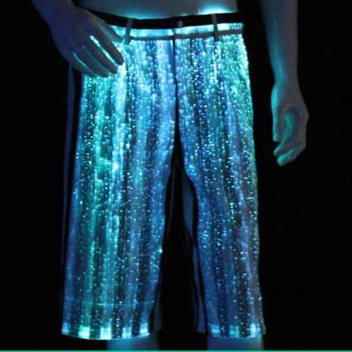 pantalon court lumineux homme VETLUMYQ40 pic2
