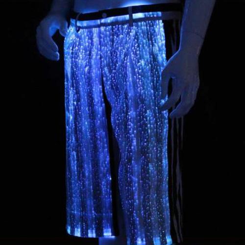 pantalon court lumineux homme VETLUMYQ40 pic5