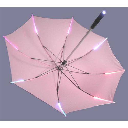 parapluie baleines lumineuses