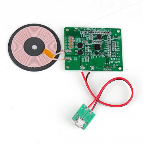 pcb chargeur sans fil INDUCTPCBA