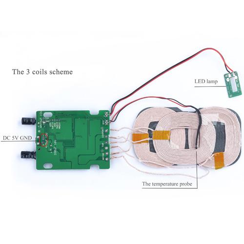 pcb chargeur sans fil INDUCTPCBB