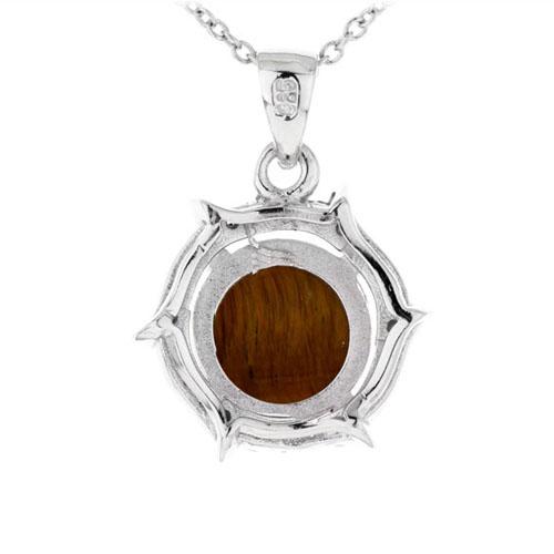 pendentif femme argent cristal 8300357 pic3