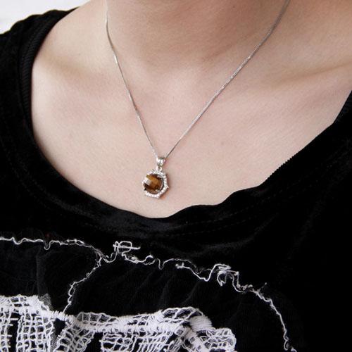 pendentif femme argent cristal 8300357 pic4