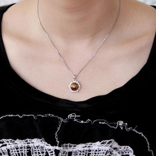 pendentif femme argent cristal 8300357 pic5