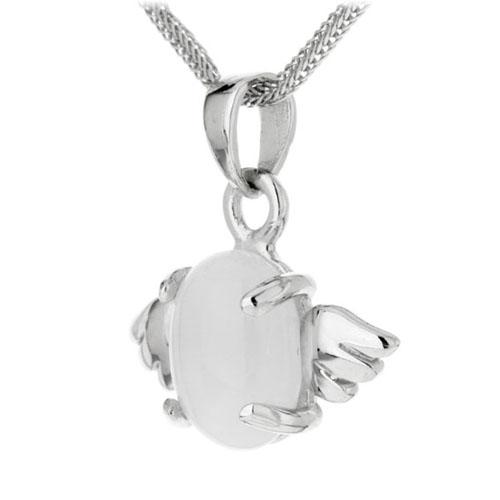 pendentif femme argent diamant 8300049 pic2