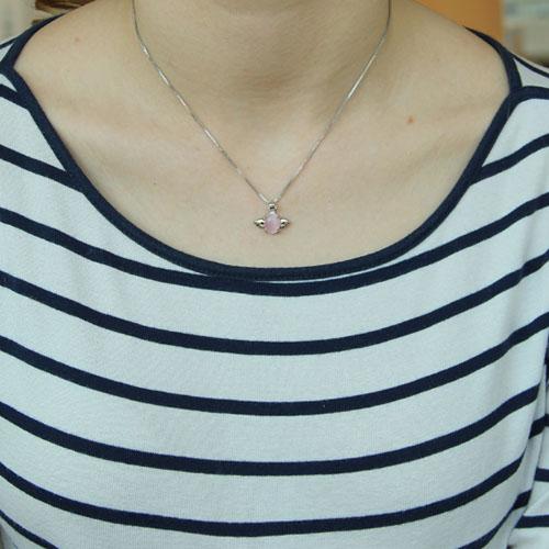 pendentif femme argent diamant 8300050 pic4