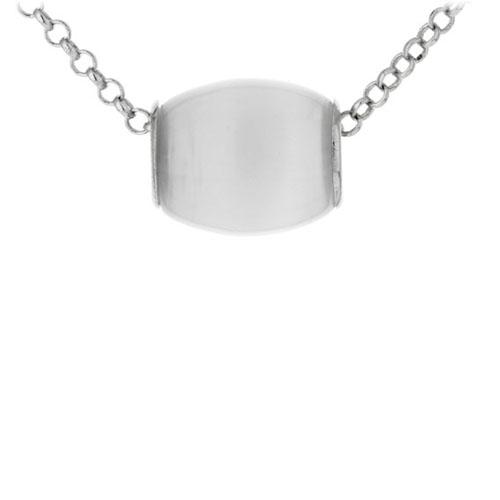 pendentif femme argent diamant 8300111