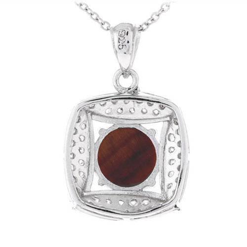 pendentif femme argent diamant 8300358 pic3