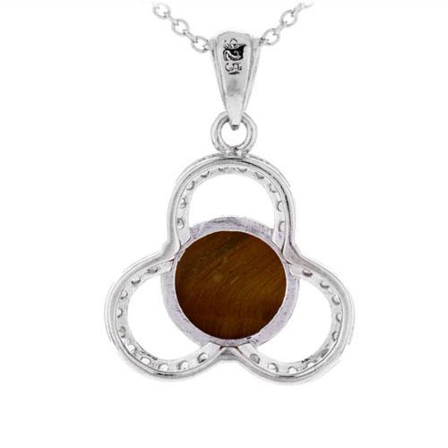 pendentif femme argent diamant 8300363 pic3