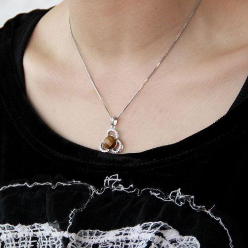 pendentif femme argent diamant 8300363 pic5