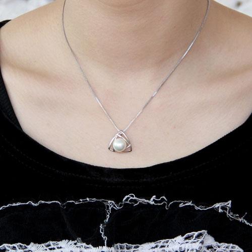 pendentif femme argent perle 8300390 pic4