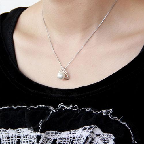 pendentif femme argent perle 8300390 pic5