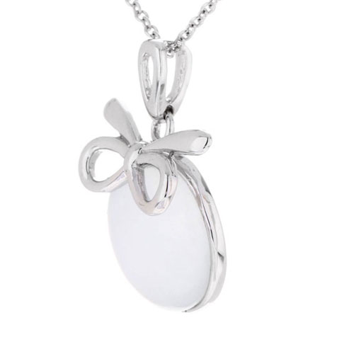 pendentif femme argent perle 8300395 pic2