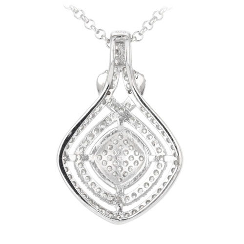 pendentif femme argent zirconium 8300034 pic3