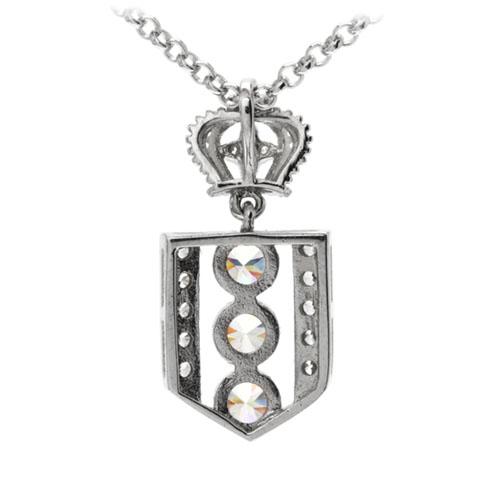 pendentif femme argent zirconium 8300039 pic3