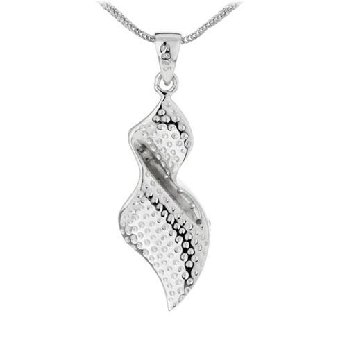 pendentif femme argent zirconium 8300056 pic2
