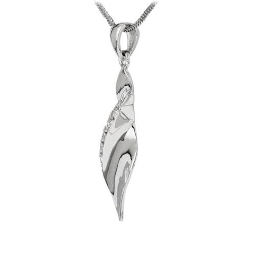 pendentif femme argent zirconium 8300056 pic3