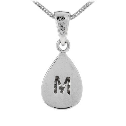pendentif femme argent zirconium 8300103 pic3