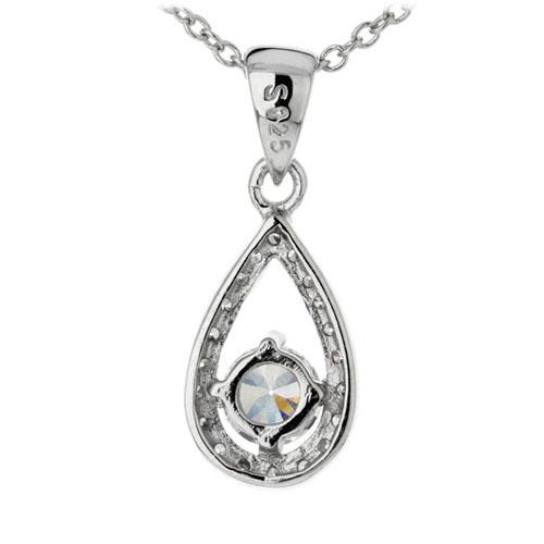 pendentif femme argent zirconium 8300183 pic3