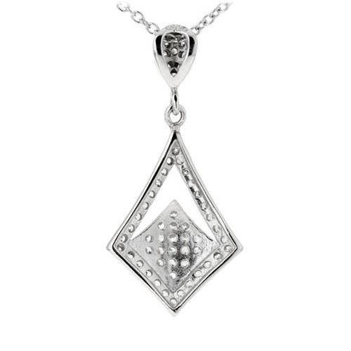 pendentif femme argent zirconium 8300203 pic3